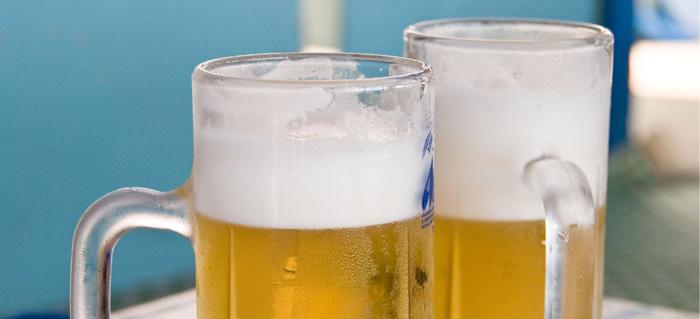 内臓脂肪とアルコール
