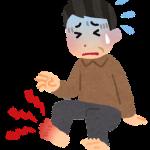 【痛風の症状】足に出る症状について