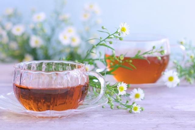 内臓脂肪を減らすお茶